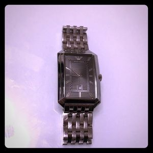 Emporio Armani Stainless Watch